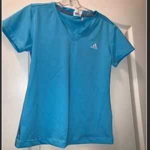 NWOT Addidas Climalite Top M